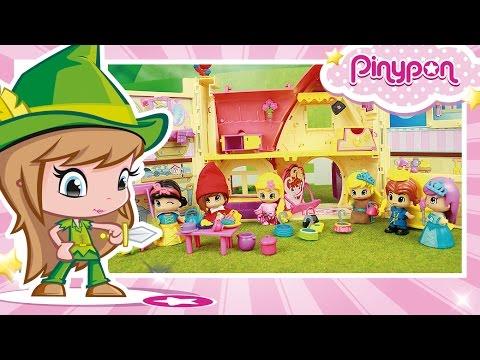 Le monde fantastique de Peter Pan chez les Pinypon !