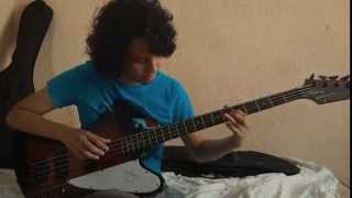 Basically (N.I.B. Intro) - Black Sabbath (Bass cover)