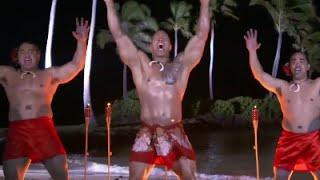 The Rock Tribal Dance on GMA