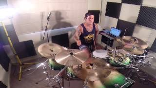 Steel Panther Pussywhipped Drum Cover