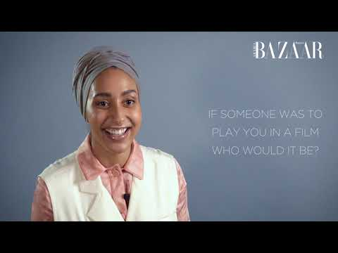 Bazaar Gets To Know Mariah Idrissi  | Harper's Bazaar Arabia
