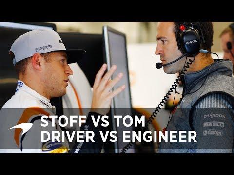 F1 Driver vs Engineer Quiz Battle