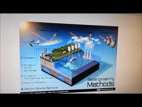 WMO (Weltorganisation für Meteorologie) legalisiert Geo-Engineering und Haarp durch die Hintertür