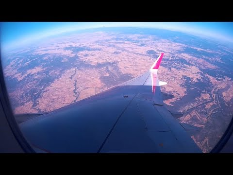 [TRIP REPORT] Iberia Express (ECONOMY)~A320~Bordeaux-Madrid