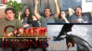 Game of Thrones | Season 8 Episode 4 | The Last of the Starks | Reaction (Part 2)
