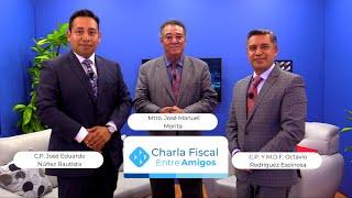 Cadefi   Charla Fiscal entre amigos - Domicilio Fiscal   07 de Julio