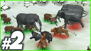 🐅 Powerful Unbeatable Heroes All Brutal 🐘 🌴 Animal Kingdom Battle LV 21-31 Gameplay Part 2