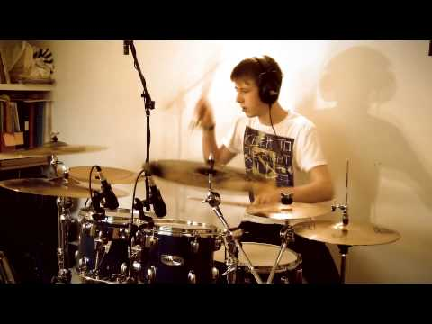 Biffy Clyro - Different People (Drum Cover)