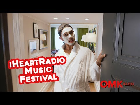 'OMKalen': Kalen Shares Red Carpet Tips and Goes Backstage at iHeartRadio Music Festival
