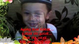 Lagu Rakyat Terengganu ~ Ayun Buai Kokek ~(lirik)