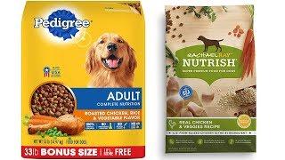 5 Best Dog Food - Dog Food Reviews 2018