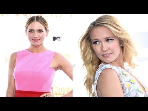 Brittany Snow And Anna Camp 'Pitch Perfect 3'?...