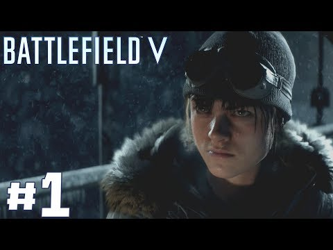 สกีที่เร็วที่สุด คือสกีทางตรง- Battlefield 5 [โหมดเนื้อเรื่อง - Part 1] thumbnail