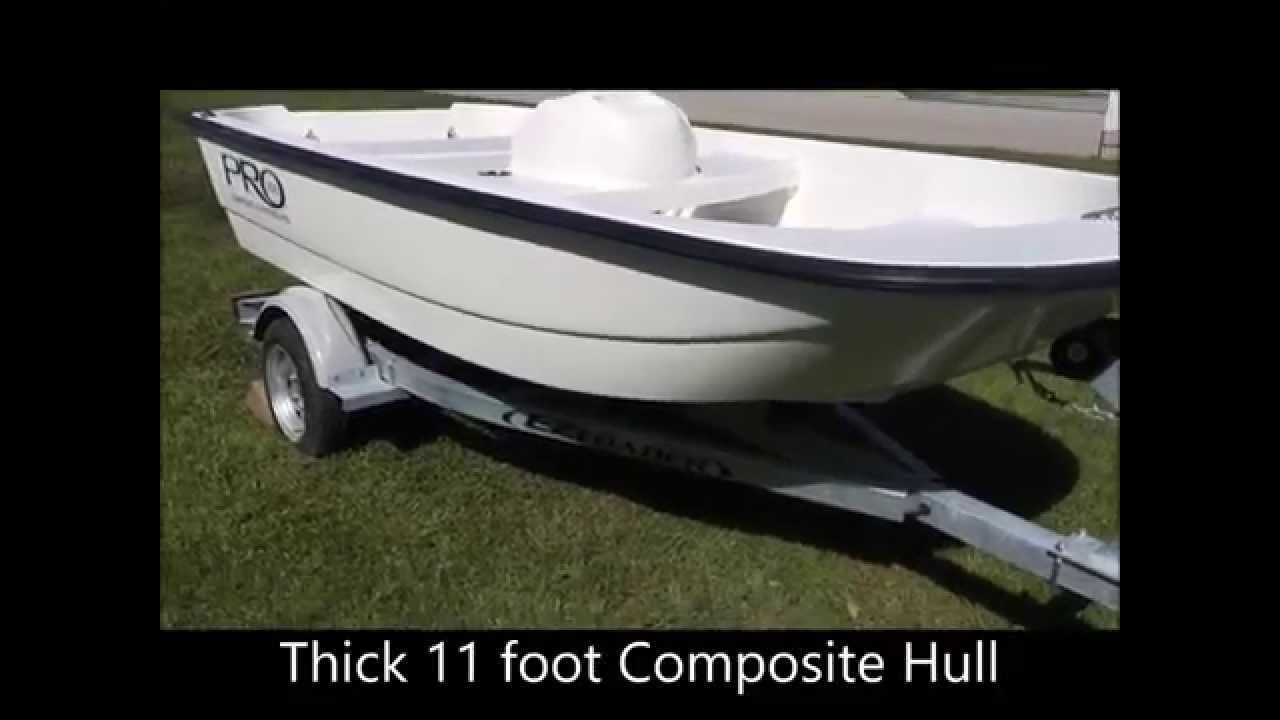New small fishing boat for sale youtube for Small used fishing boats for sale