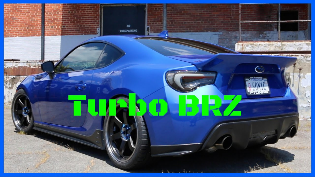modded turbo subaru brz 325 hp son1c youtube. Black Bedroom Furniture Sets. Home Design Ideas
