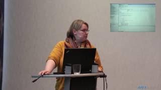 APEX Connect 2016 - Anja Hildebrandt - Objektorientierte Entwicklung in der Datenbank