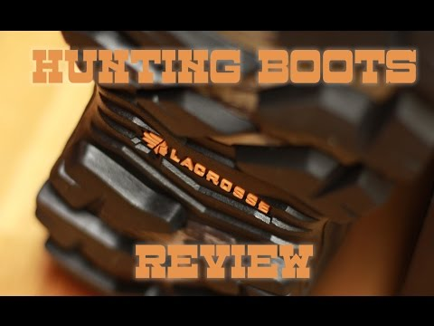 Lacrosse Footwear Hunting Boots Review