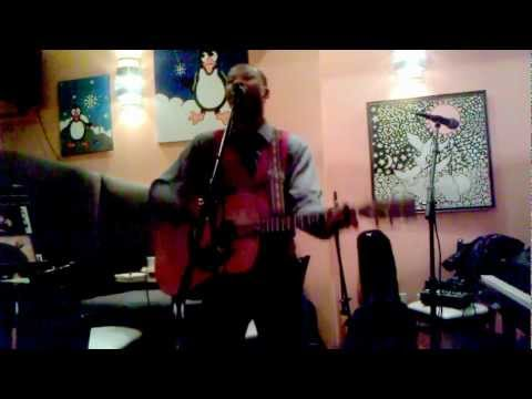 """Marz Daniels - """"Love Struck"""" at Path Cafe, NYC, 1/26/12"""