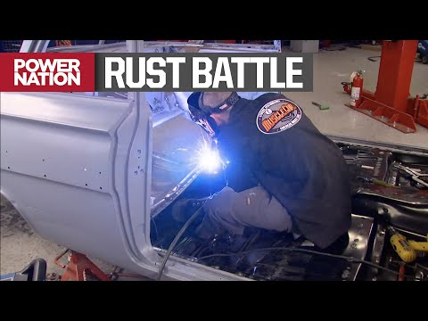Battling Rust On A 1961 Chevy Impala - MuscleCar S3, E12