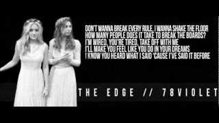 The Edge lyrics