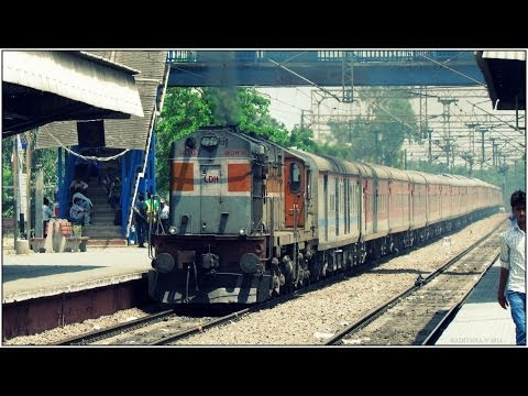 100. IRFCA: 100th Upload- Diesel Kings of Indian Railways, A Collection of Locomotives HD!!!