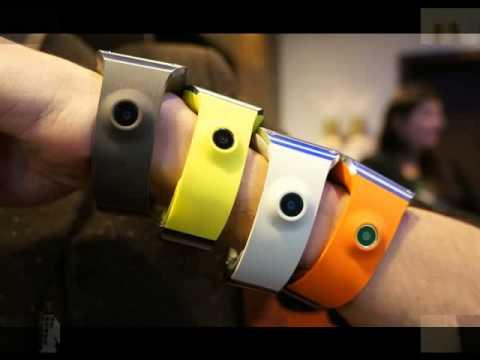 Samsung Galaxy Gear Colors Smart Wrist Gadget