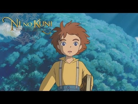 Ni No Kuni: Wrath of the White Witch (LP) Opening