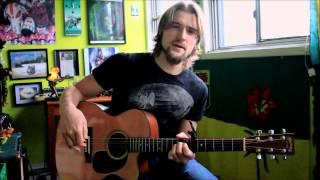 Slow Cheetah - RHCP - Guitar Lesson by Lane Argue