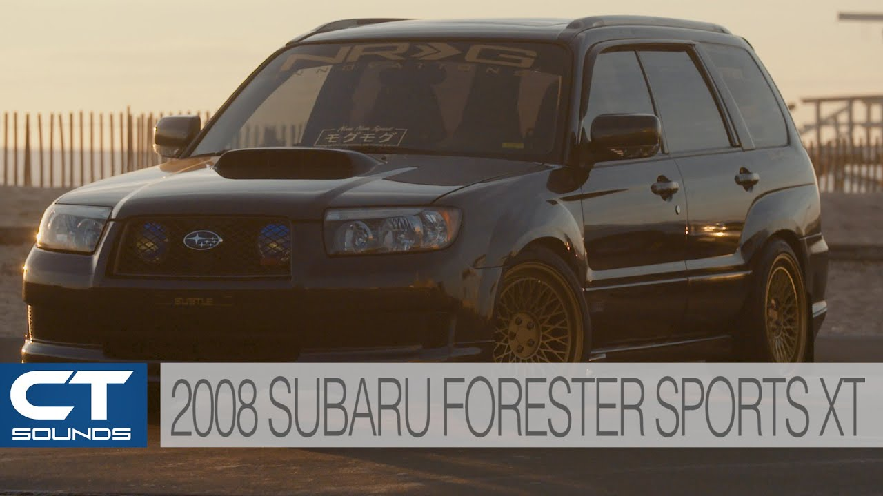 Ct sounds system overview 2008 subaru forester sport xt youtube ct sounds system overview 2008 subaru forester sport xt vanachro Images
