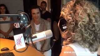 Mika - Interview 107.3 Rouge fm