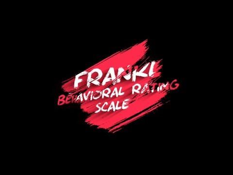 FRANKL BEHAVIORAL RATING SCALE
