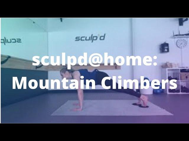 sculpd@home: Mountain Climbers