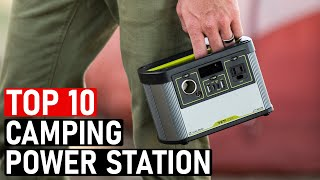 👉 TOP 10 Bęst Portable Power Stations For Camping [2020-2021]