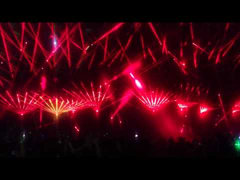 Eric Prydz  Liberate  @ Ultra Music Festival 2014