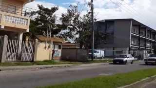 Drive around Belize City