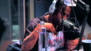 Gangsta Grillz Radio Interview-Travis Scott