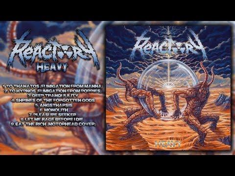 REACTORY - Heavy (Full Album-2016)