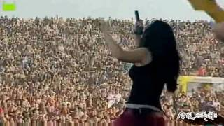 Evanescence Weight of the World (Download Festival 2007) HD
