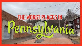 Move to these places and you're gonna regret it big time!if you were going make a list of not in pennsylvania, you'd have lot ch...