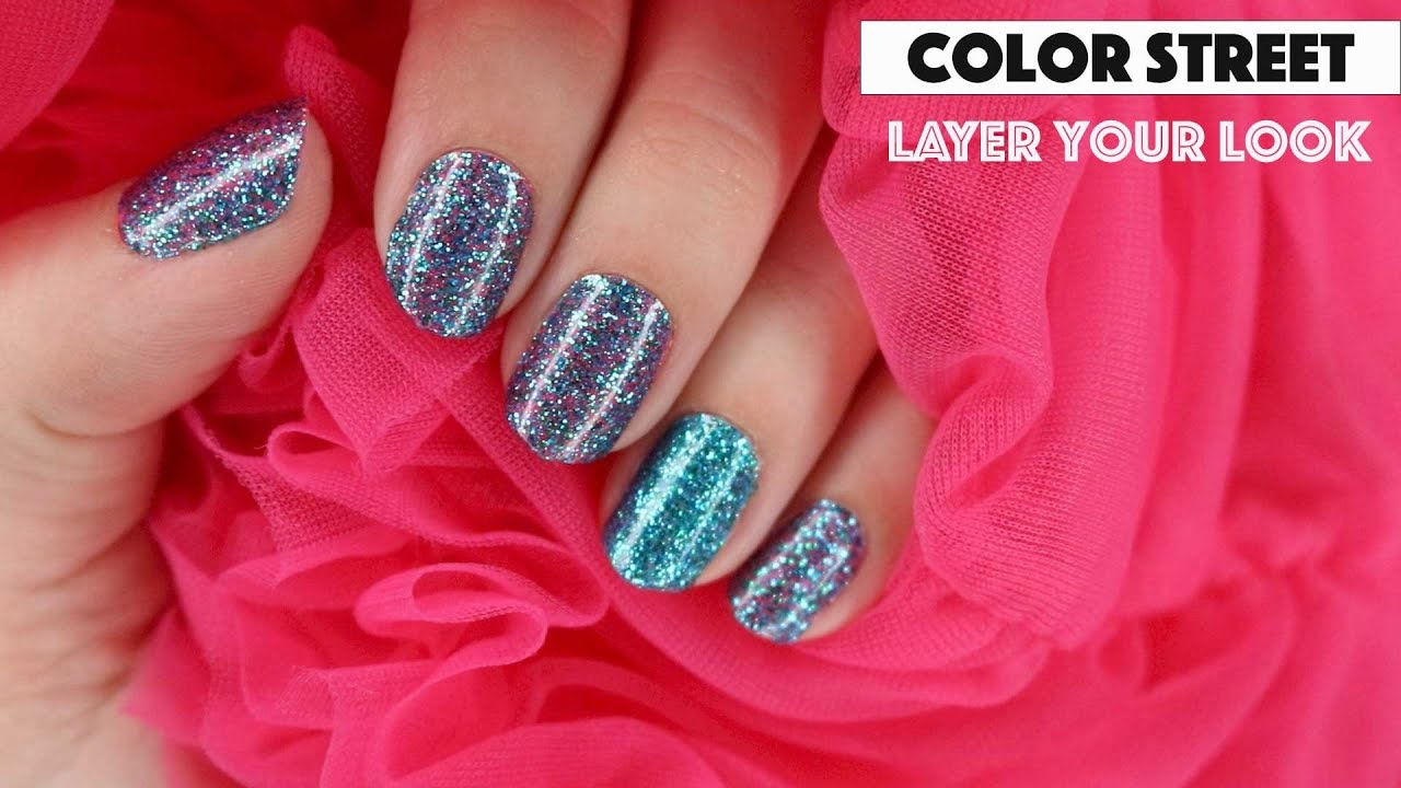 Layer Your Look With Color Street Nail Polish