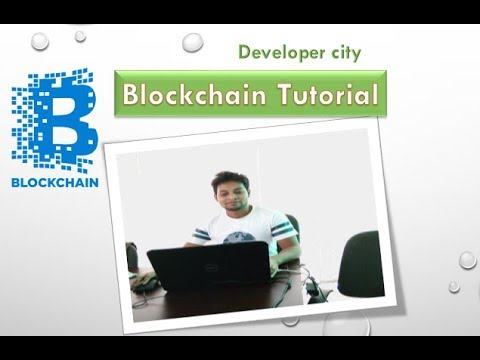 Blockchain Tutorial | Blockchain Technology | Blockchain Explained | Blockchain Training