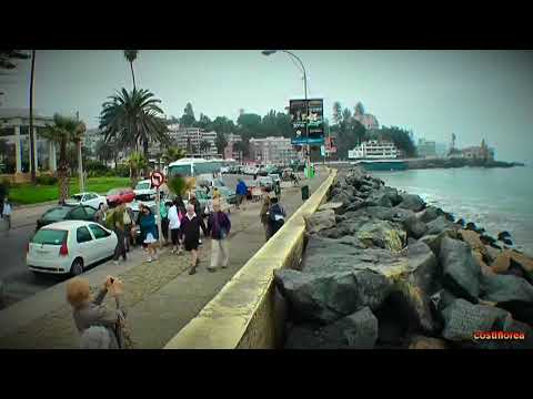 Chile - Vina del Mar - South America, part 78 - Travel video - HD