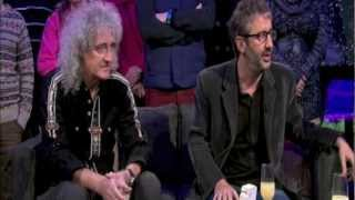 Back To Earth (Brian May) - 08012013 (Stargazing LIVE)