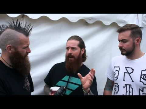 Feed The Rhino Reading Festival Interview 2015