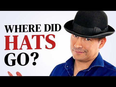 Why Did Men Stop Wearing Hats? // Antonio Reacts To Gentlemen's Gazette
