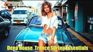 Deep House Mix, Trance Spring Essentials, Trance Vocal [Alex Raduga mix]