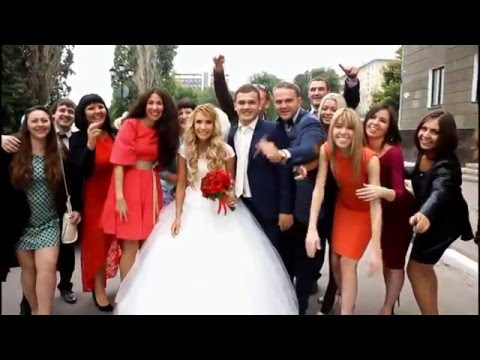 Самый лучший свадебный клип 2015 года