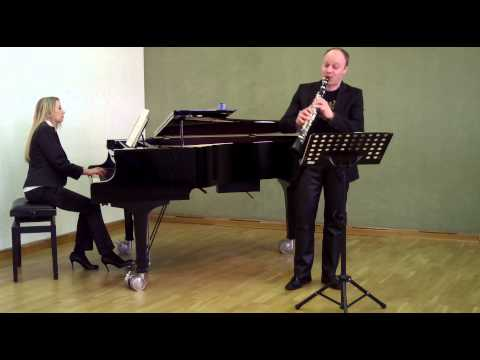 Klarinettenmuckl, Clarinet And Piano