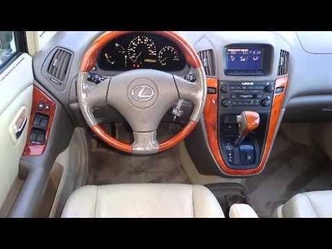 2001 Lexus RX 300   Northside Lexus   Houston, TX 77090   YouTube