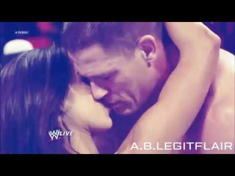 AJ Lee/John Cena MV - Perfect (Requested by DaneWWE)